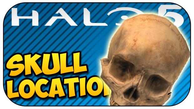 Halo 5 Skull Locations